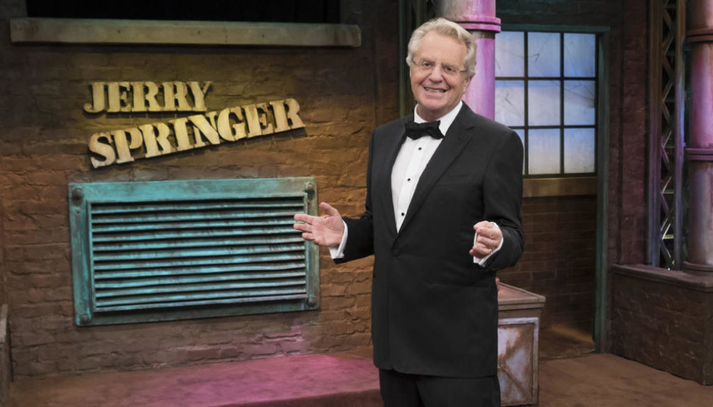 Five Times TV's Best Anchor, Jerry Springer Has Accumulated A Hefty Net Worth. Details Of His Assets and Income.