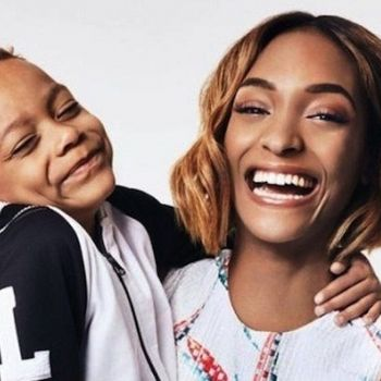 Jourdan Dunn: A Super Model And A Super Mom, Does She Have Another Man In Her Life Besides Her Son?