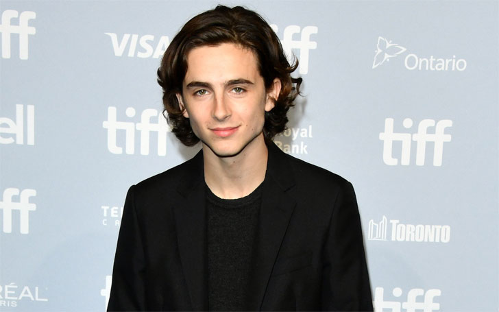 Call Me by Your Name star Timothée Chalamet is the new crush of Hollywood-Here are the five facts you need to know about the Oscar-nominated Actor