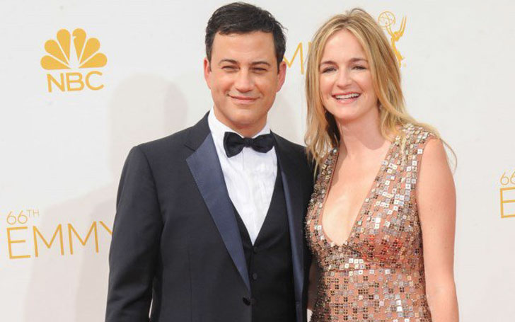 Jimmy Kimmel: Exceptional Host, A Loving Husband And Caring Father: Balancing The Multiple Roles Single Handedly!