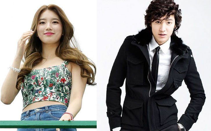 Who is lee min ho dating recently