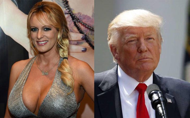 Who Is Stormy Daniels? Allegedly Had An Affair With Donald Trump
