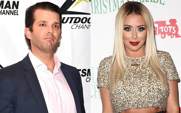 Was Aubrey O'Day, Alleged Girlfriend Of Donald Trump Jr , The Reason