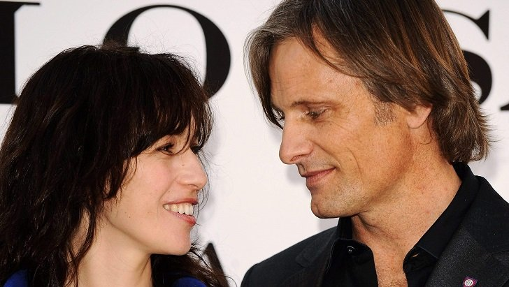 Love Is Still In The Air For Actor Viggo Mortensen And Girlfriend Ariadna Gil!