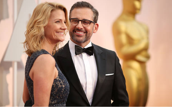 Celebrating Two Decades Of Togetherness-Comedian Steve Carell And Wife Nancy Carell Are Happily Married Since 1995