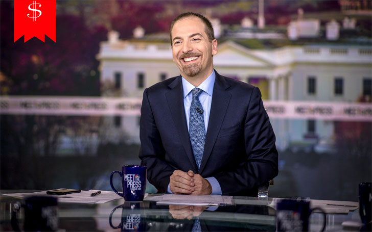 Emmy Award Winning Television Journalist Chuck Todd Has Been In The Field Of Journalism For Over Two Decades; How Much Net Worth Has He Accumulated From His Career.