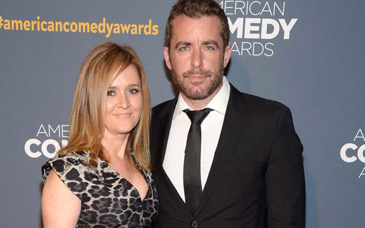 Amid All The Divorce News, Samantha Bee And Her Husband Of 17 Years Are Still Leading A Blissful Married Life