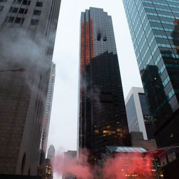 Trump Tower Caught Fire Killing 1 Tenant And 6 Injured- No One From Trump Family In The Building