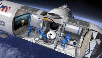 'First Luxury Hotel In Space' Hopes To Welcome Guests By 2022-Nearly 800K Per Night
