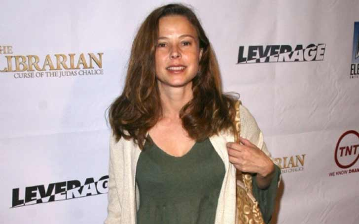 Actress Dana Barron Raising Her Son With Long Time Partner Michael Vickerman; Are They Married?