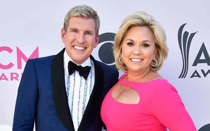 Breast Cancer Survivor Julie Chrisley's Married Life With Todd Chrisley