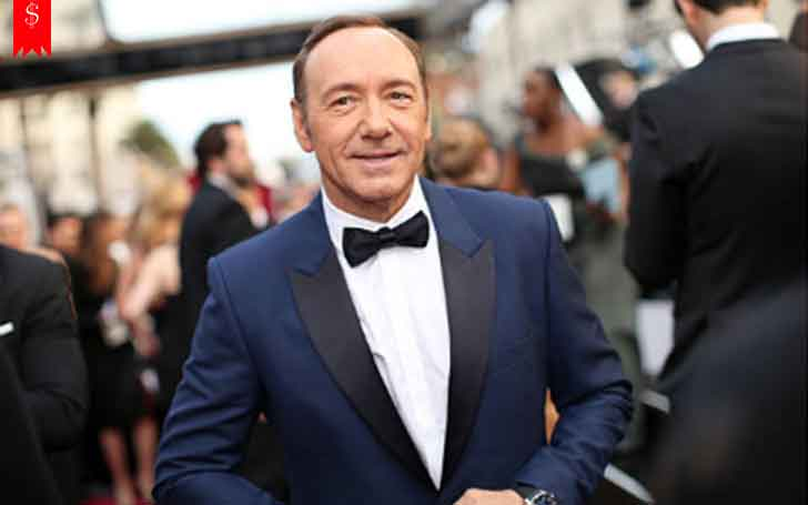 Does Kevin Spacey Come Among Richest Hollywood Celebrities? His Net Worth and Properties