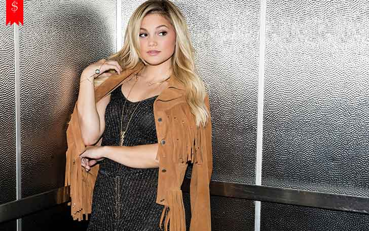 Actress/Singer Olivia Holt Enjoys Impressive Net Worth In Millions