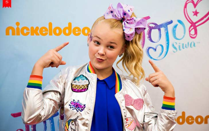 14 Years Old Jojo Siwa Make A Career On Youtube Find Out