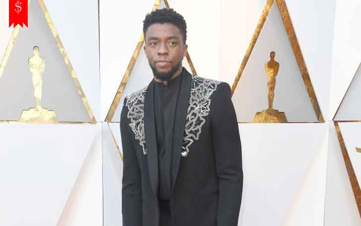 How much Money is Chadwick Boseman Worth? Know about his Sources of Income