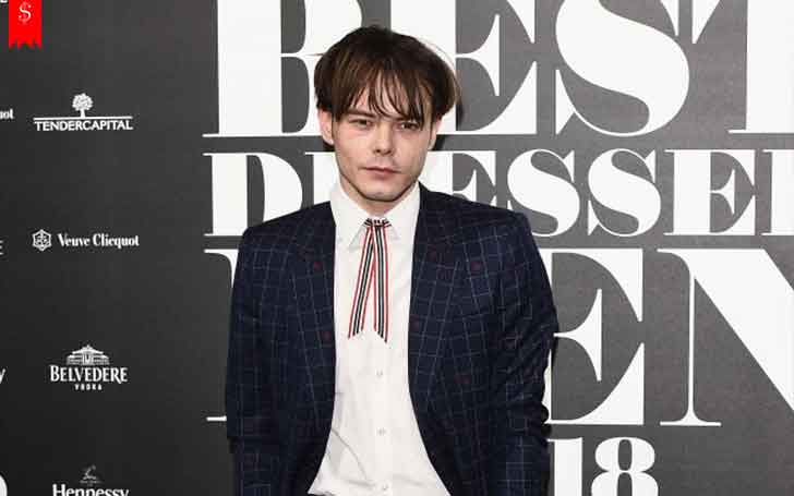 Stranger Things Star Charlie Heaton Made A Fortune Through Acting