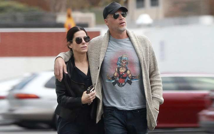 Everything You Need To Know About Sandra Bullock's Boyfriend Bryan Randall