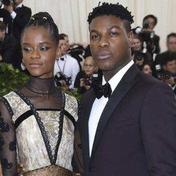 Star Wars Star John Boyega And Letitia Wright Attracted All Eyes On This Year's Met Gala; Are They More Than Friends?