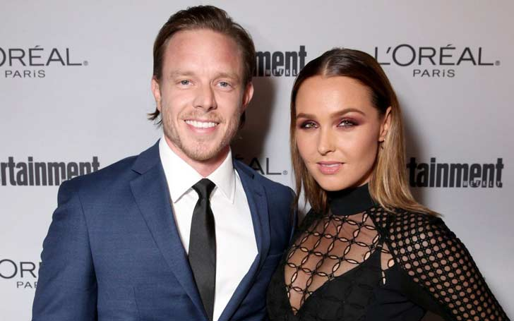 Camilla Luddington Is Engaged To Longtime Boyfriend Matthew Alan-When Are They Getting Married?