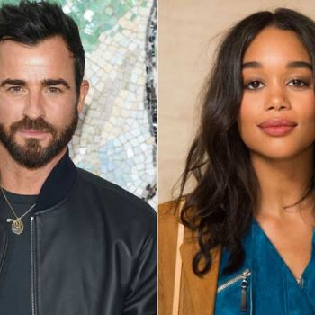 Justin Theroux Is Reportedly Dating Laura Harrier Post Filing Divorce From Jennifer Aniston