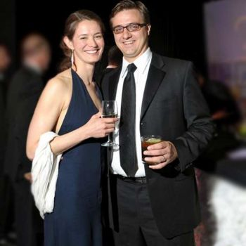 Couple Goals: Kate A. Shaw And Chris Hayes Married Since 2007