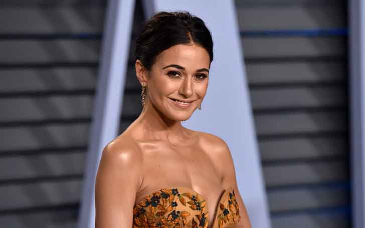 Canadian Actress Emmanuelle Chriqui, 42, Dated A Few Men Before Meeting Her Current Boyfriend-How Is Their Love Life?