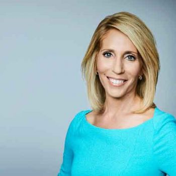 Who is Dana Bash dating after divorcing her second husband, John King?