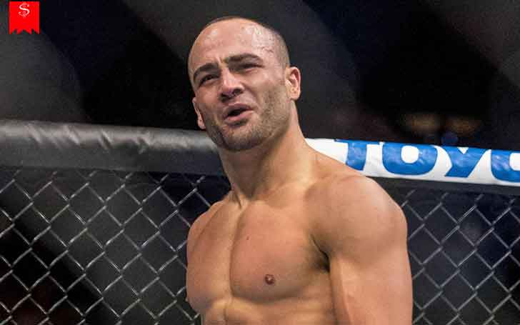 Details On Mixed Martial Artist Eddie Alvarez's $8 Million Net Worth-What Are His Sources of Income?