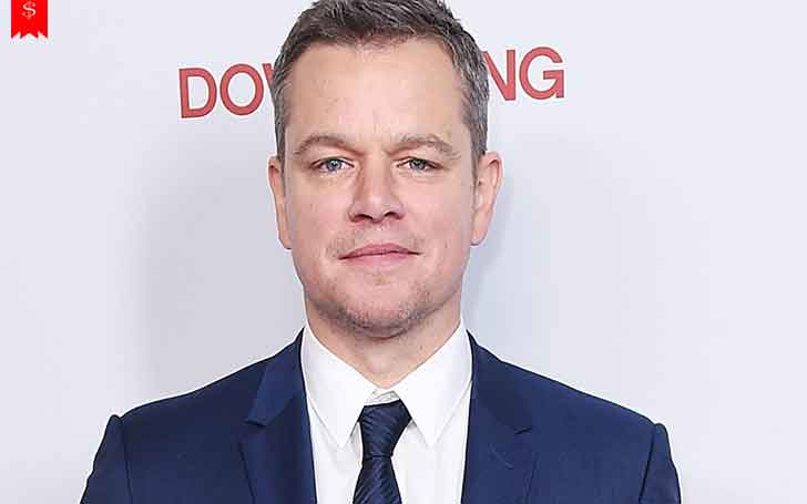 How Rich Is Actor Matt Damon? His Net Worth, Salary, And Earning Sources