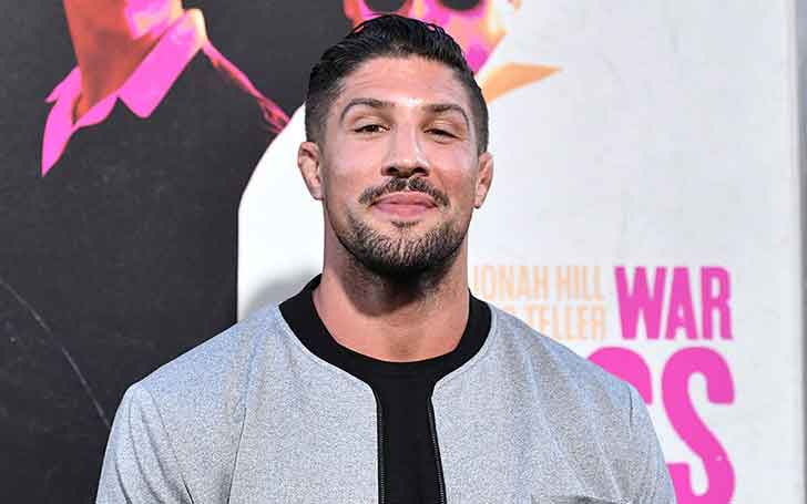 Brendan schaub dating
