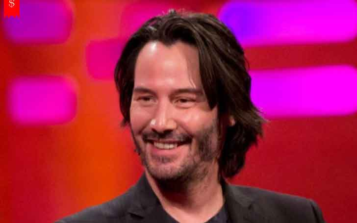 Canadian Actor Keanu Reeves, A Millionaire Who Doesn't Care About Money