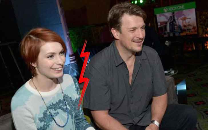 Felicia Day Has A Daughter-Is Ex-Boyfriend Nathan Fillion The Father Of The Child?