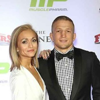 How Is Mixed Martial Artist, T.J. Dillashaw's Married Relationship With Wife Of Four Years, Rebecca Dillashaw?�