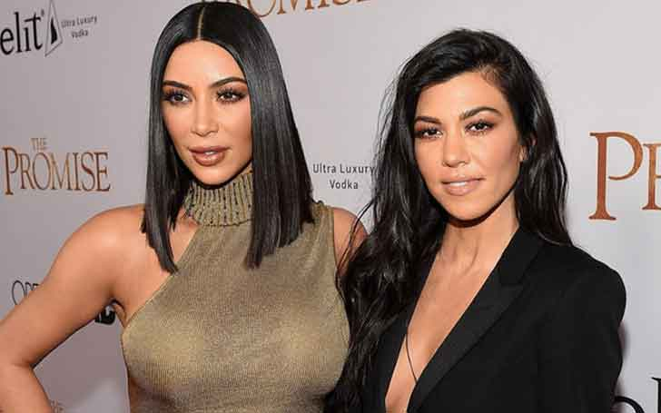 Kim Kardashian And Kourtney Kardashian's Crazy Twitter Feud-Was The Fight Real Or Just A Publicity Stunt?