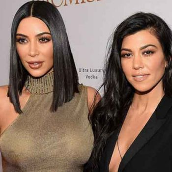 Kim Kardashian And Kourtney�Kardashian's Crazy Twitter Feud-Was The Fight Real Or Just A Publicity Stunt?