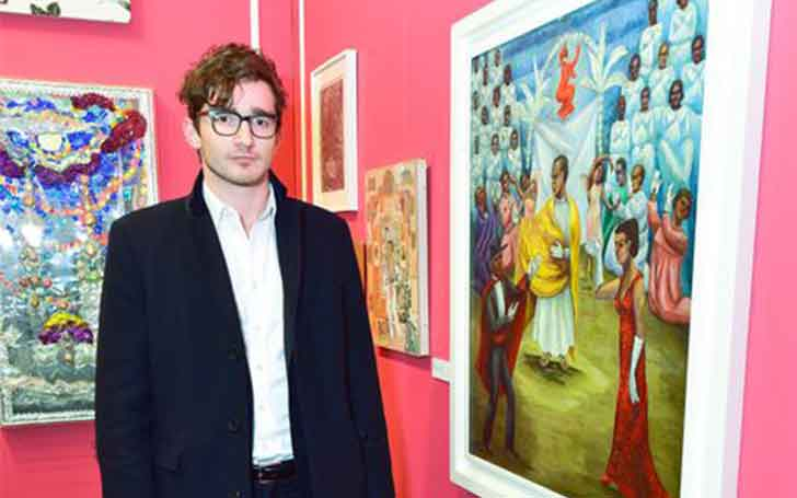 Meet Caspar Jopling-The Loving Fiance Of Singer Ellie Goulding