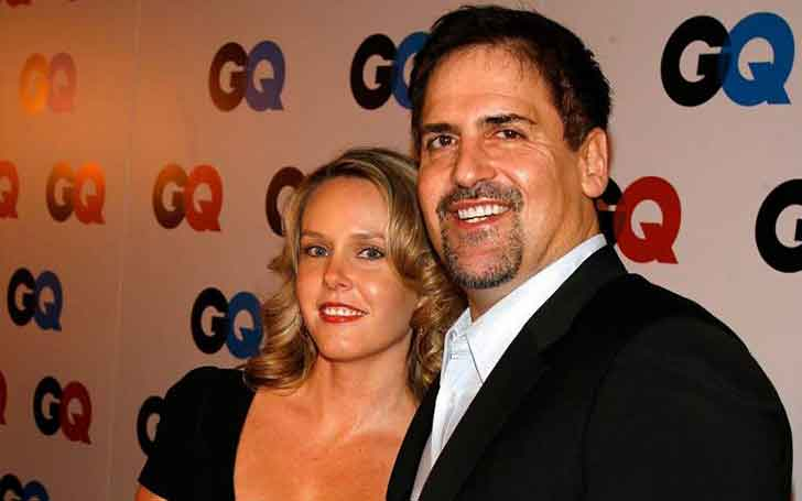 How well is the married life of businessman Mark Cuban going on after 14 years of married life?