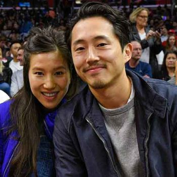 Happily Together!!! Korean-American Actor Steven Yeun And Wife Joana Pak-How It All Started?