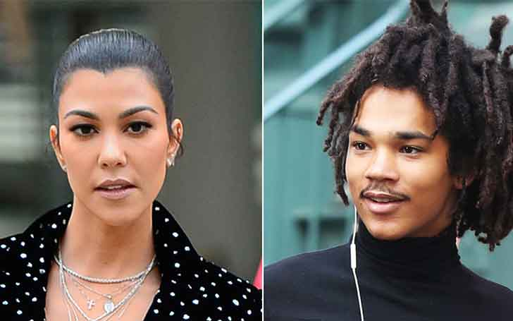 Who is Luka Sabbat? Five Facts About Kourtney Kardashian's New Boyfriend