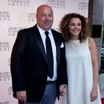 American Chef Andrew Zimmern Is Happily Married-Details On His Wife And Son