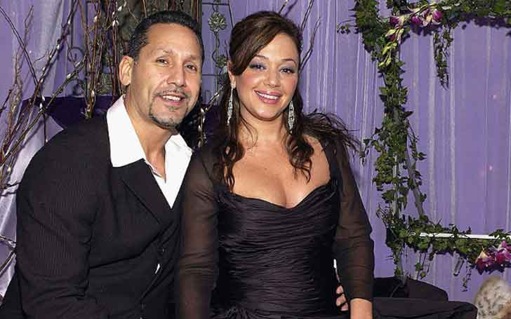 Despite All Cheating Rumors, American Actress Leah Remini Is Still With Husband Angelo Pagan-Details On Their Relationship And Family Life!!