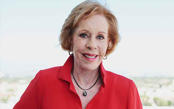 How The Queen Of Comedy, Carol Burnett Built Her Million Dollar Net Worth? Details Here!!