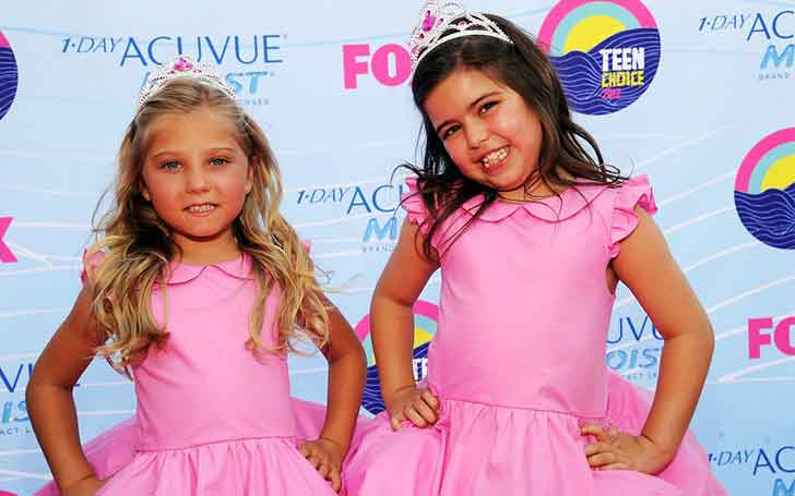 Child Prodigies Sophia Grace And Cousin Rosie McCelland-How Much Is Their Net Worth? Details Here