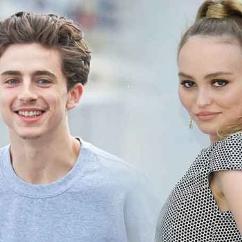 New Couple Alert!!! Hollywood's Sensation Timothee Chalamet Is Dating Jonny Depp's Daughter Lily-Rose Depp-Is It True?