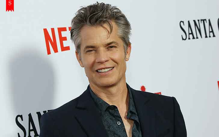 Popular Actor Timothy Olyphant's Net Worth Is Staggering-Details Here!!