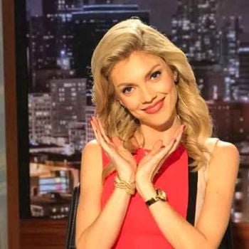 Television Personality Liz Wheeler Is Happily Married!! Who Is Her Husband?