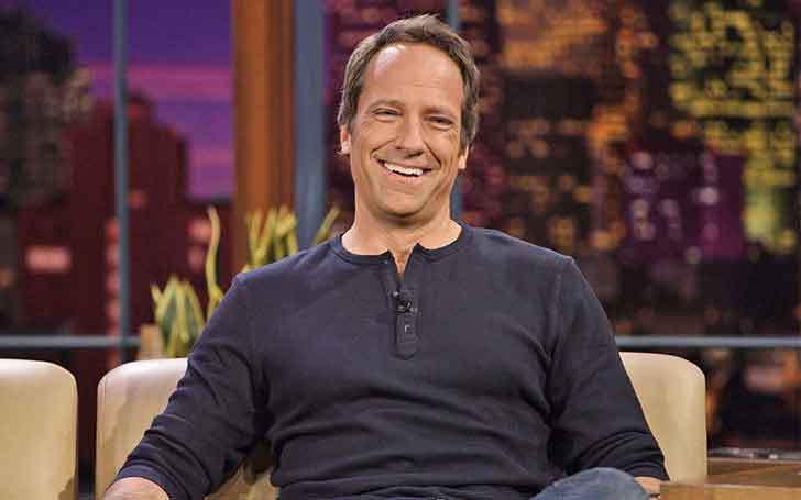 Is American Television Host Mike Rowe Dating Someone Or Secretly Married?