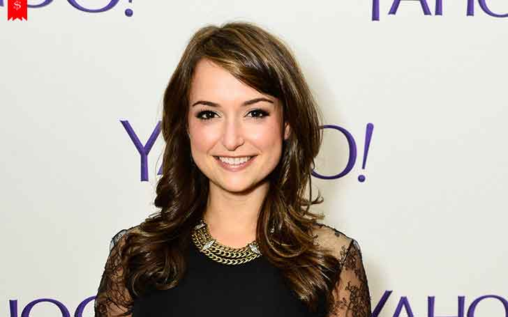 Uzbekistan-Born American Actress Milana Vayntrub's Net Worth 2018: How Much Has She Accumulated So Far?