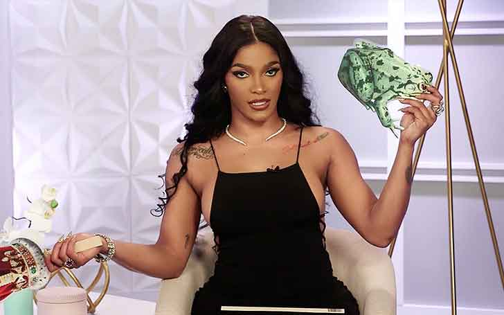 Love & Hip Hop: Atlanta Alum Joseline Hernandez Is A Mother Of A Beautiful Daughter Bonnie Bella-Witness Their Beautiful Relationship