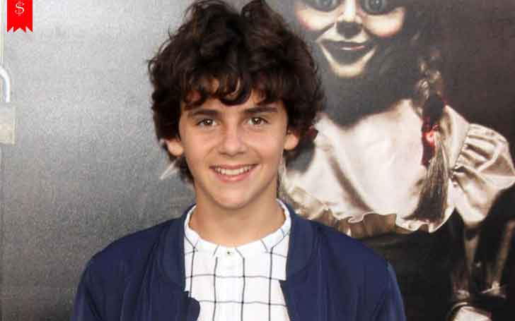 How Much Is Child Actor Jack Dylan Grazer's Net Worth? His Income Sources And Career Details